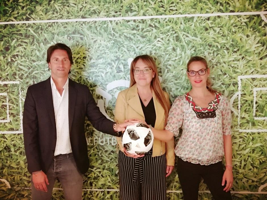 Los afiliados a Futbolistas ON podrán beneficiarse del programa de formación en idiomas 'English for Football'